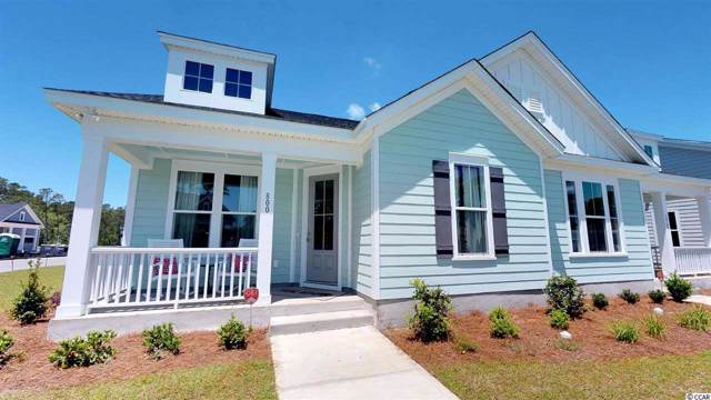 800 Longwood Bluffs Circle Lot 65, Murrells Inlet, SC 29576 (MLS #1922093) :: The Lachicotte Company