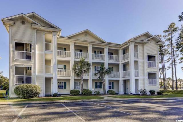 510 White River Dr. 24A, Myrtle Beach, SC 29579 (MLS #1922095) :: The Lachicotte Company