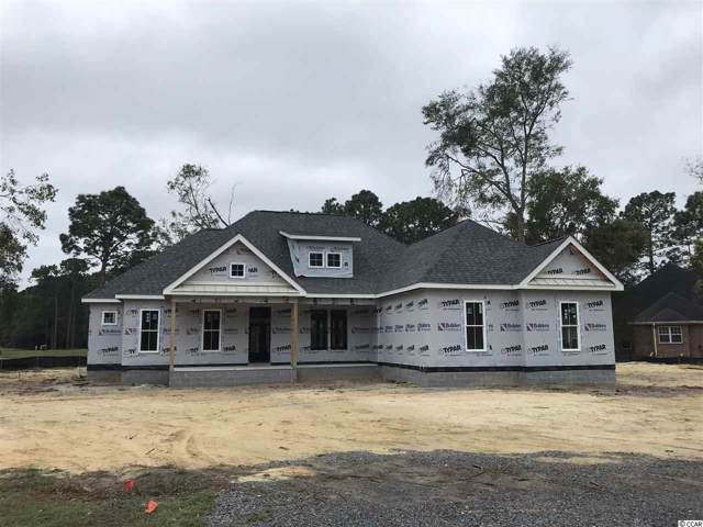 461 Savannah Dr., Pawleys Island, SC 29585 (MLS #1922104) :: Garden City Realty, Inc.