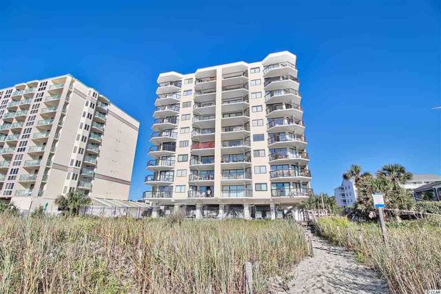 2501 S Ocean Blvd. #707, North Myrtle Beach, SC 29582 (MLS #1922135) :: James W. Smith Real Estate Co.