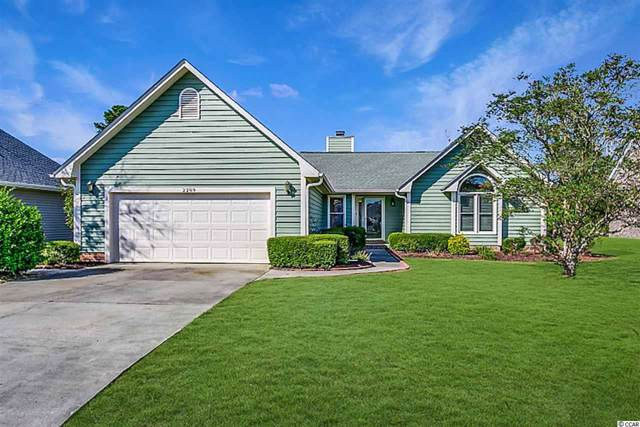 2209 Brick Dr., Longs, SC 29568 (MLS #1922153) :: James W. Smith Real Estate Co.