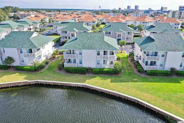 301 Shorehaven Dr. 10-C, North Myrtle Beach, SC 29582 (MLS #1922158) :: James W. Smith Real Estate Co.