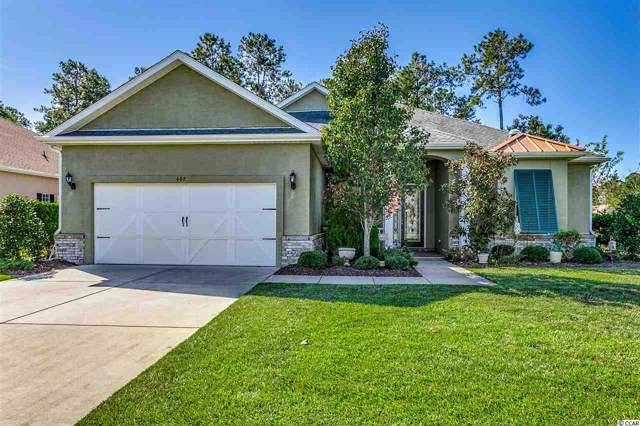 402 Valhalla Ln., Murrells Inlet, SC 29576 (MLS #1922182) :: The Litchfield Company
