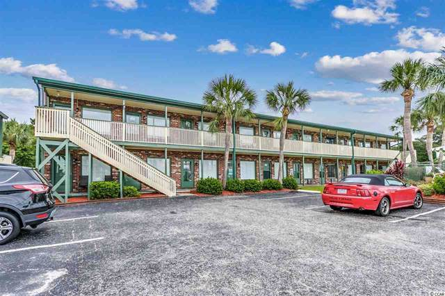 4516 Seaview St. #238, North Myrtle Beach, SC 29582 (MLS #1922192) :: James W. Smith Real Estate Co.