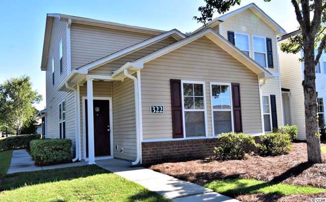 322 Kiskadee Loop A, Conway, SC 29526 (MLS #1922197) :: James W. Smith Real Estate Co.
