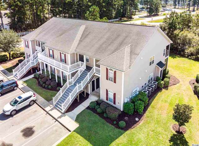 101 Ashley Park Dr. 1H, Myrtle Beach, SC 29579 (MLS #1922210) :: James W. Smith Real Estate Co.