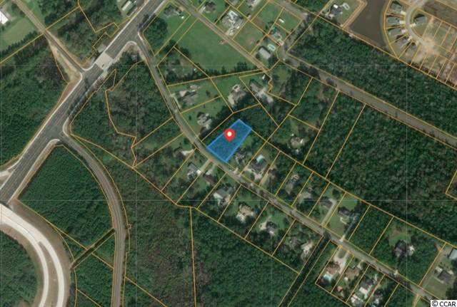 TBD Friendship Ln., Myrtle Beach, SC 29588 (MLS #1922219) :: United Real Estate Myrtle Beach