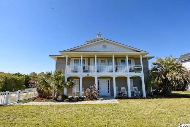 1401 N Ocean Blvd., North Myrtle Beach, SC 29582 (MLS #1922223) :: The Litchfield Company