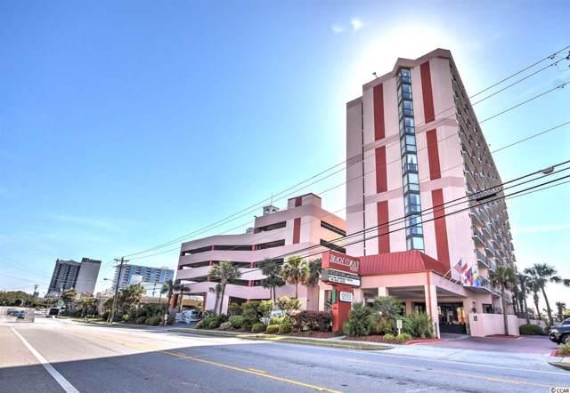 5308 N Ocean Blvd. #617, Myrtle Beach, SC 29577 (MLS #1922228) :: Berkshire Hathaway HomeServices Myrtle Beach Real Estate