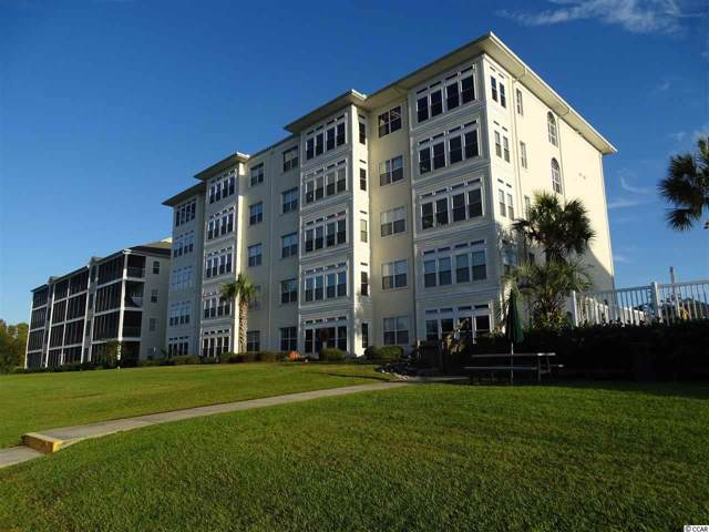 1100 Commons Blvd. #917, Myrtle Beach, SC 29572 (MLS #1922263) :: The Litchfield Company