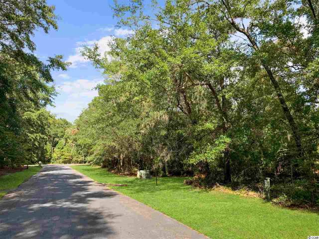 Lot 24 Grove Hill Ct., Pawleys Island, SC 29585 (MLS #1922268) :: The Trembley Group | Keller Williams