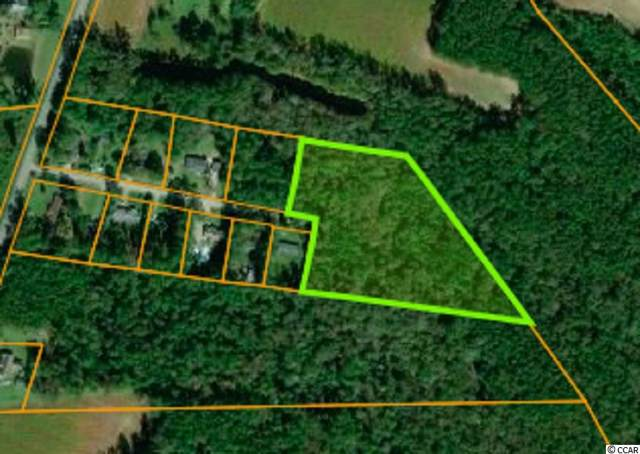 Lot 14 Hughes Ln., Conway, SC 29526 (MLS #1922282) :: The Litchfield Company
