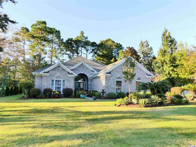 4492 Columbine Ct., Murrells Inlet, SC 29576 (MLS #1922284) :: Jerry Pinkas Real Estate Experts, Inc