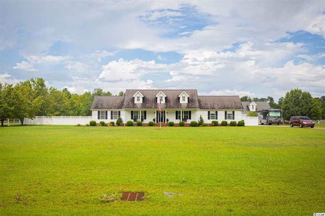 724 Frye Rd., Galivants Ferry, SC 29544 (MLS #1922302) :: The Hoffman Group