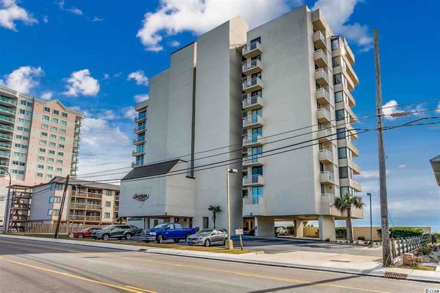 2013 S Ocean Blvd. S 3-A, North Myrtle Beach, SC 29582 (MLS #1922343) :: The Litchfield Company