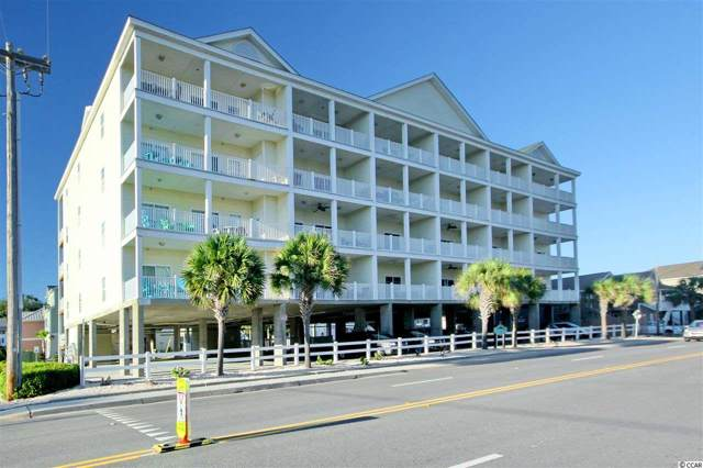 820 S Ocean Blvd. #402, North Myrtle Beach, SC 29582 (MLS #1922354) :: The Trembley Group | Keller Williams