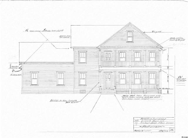 1323 Hunters Rest Dr., North Myrtle Beach, SC 29582 (MLS #1922355) :: The Litchfield Company