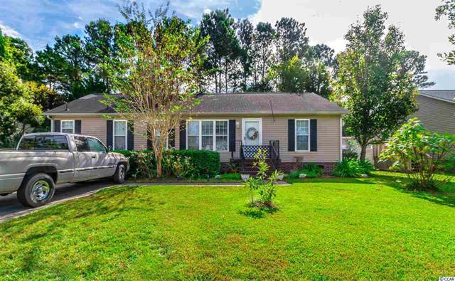 252 Stone Throw Dr., Murrells Inlet, SC 29576 (MLS #1922356) :: United Real Estate Myrtle Beach