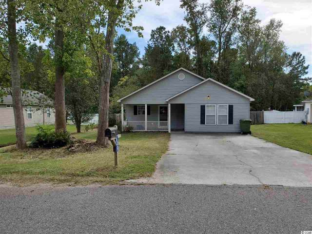 649 Rosemary St., Georgetown, SC 29440 (MLS #1922368) :: The Greg Sisson Team with RE/MAX First Choice
