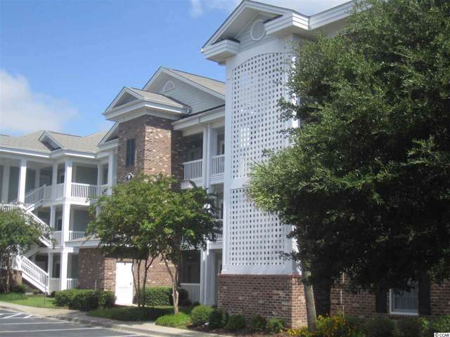 4809 Luster Leaf Circle #305, Myrtle Beach, SC 29577 (MLS #1922373) :: Welcome Home Realty