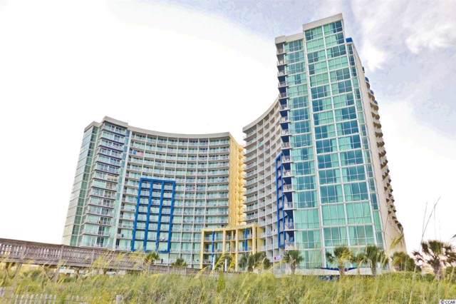 300 N Ocean Blvd. #814, North Myrtle Beach, SC 29582 (MLS #1922378) :: The Hoffman Group
