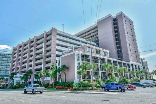 7200 N Ocean Blvd. #436, Myrtle Beach, SC 29572 (MLS #1922384) :: Hawkeye Realty
