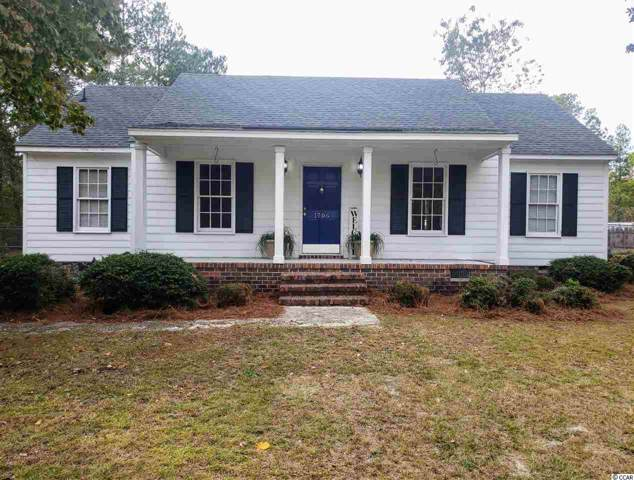 1706 Willis Dr., Hartsville, SC 29550 (MLS #1922390) :: James W. Smith Real Estate Co.