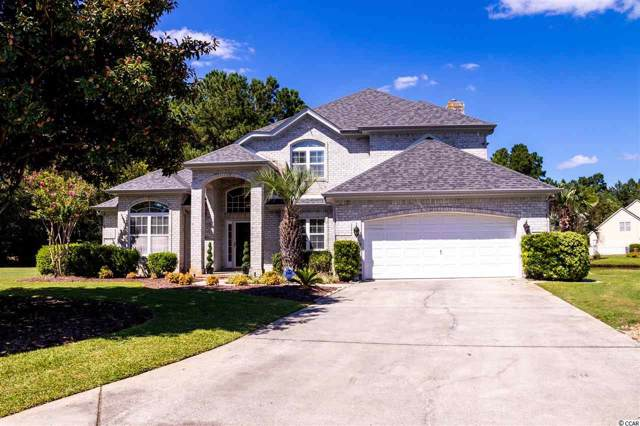 526 Foxglove Ct., Myrtle Beach, SC 29579 (MLS #1922392) :: James W. Smith Real Estate Co.