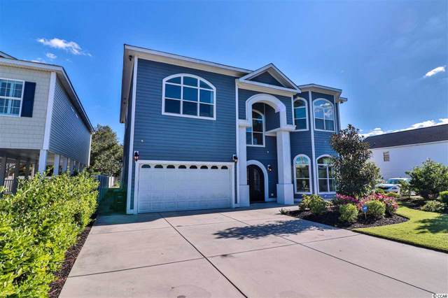 1805 Madison Dr., North Myrtle Beach, SC 29582 (MLS #1922399) :: The Litchfield Company