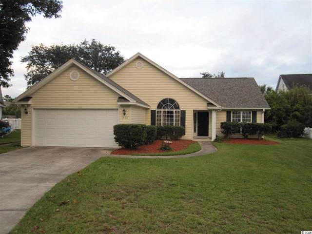 1462 Avalon Dr., Surfside Beach, SC 29575 (MLS #1922405) :: Welcome Home Realty