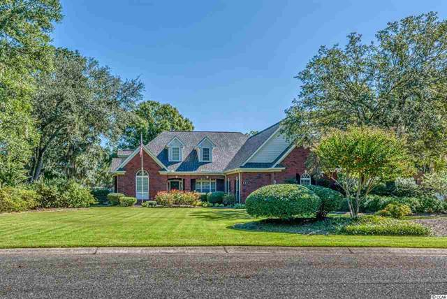 553 Chapman Loop, Pawleys Island, SC 29585 (MLS #1922420) :: Sloan Realty Group