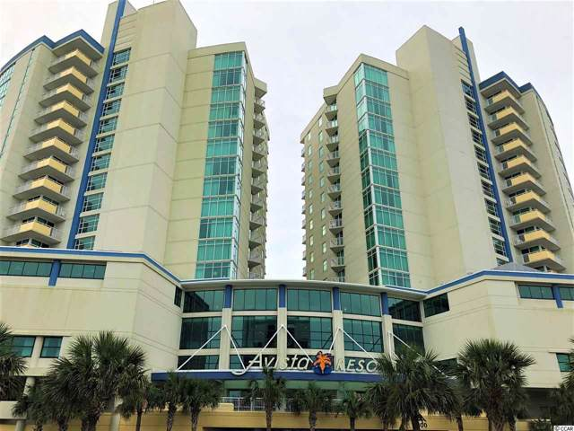 300 N Ocean Blvd. N #1406, North Myrtle Beach, SC 29582 (MLS #1922427) :: The Litchfield Company