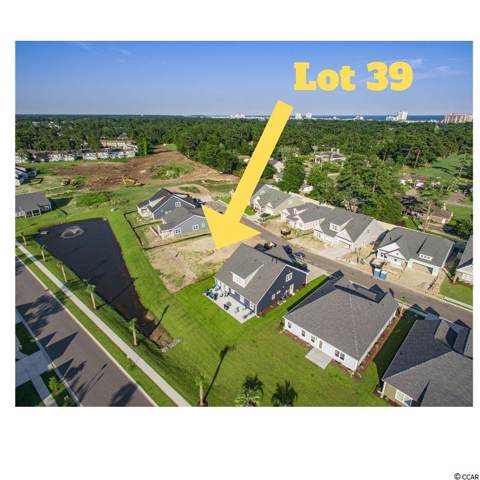 1127 Doubloon Dr., North Myrtle Beach, SC 29582 (MLS #1922441) :: The Litchfield Company