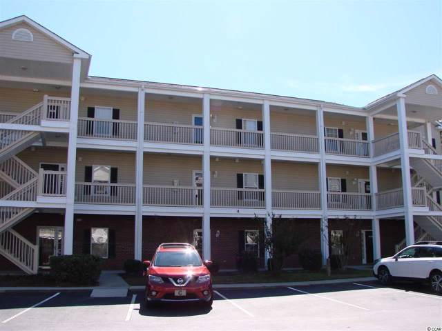 1058 Sea Mountain Hwy. 4-102, North Myrtle Beach, SC 29582 (MLS #1922446) :: James W. Smith Real Estate Co.