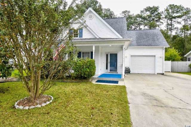 214 Fox Catcher Dr., Myrtle Beach, SC 29588 (MLS #1922449) :: Welcome Home Realty