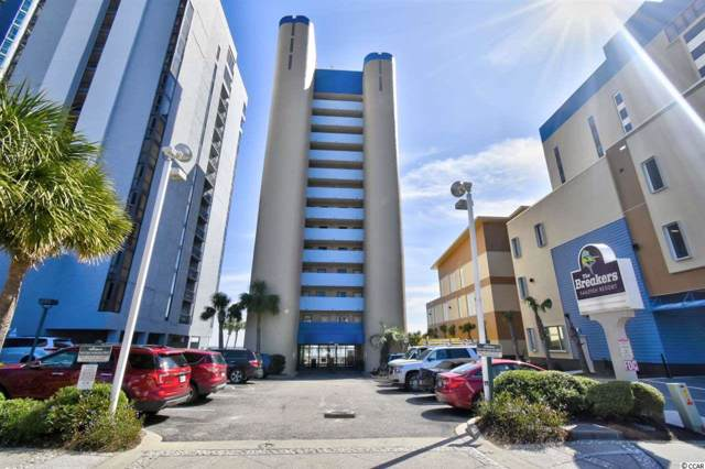 2106 N Ocean Blvd. #312, Myrtle Beach, SC 29577 (MLS #1922479) :: The Litchfield Company