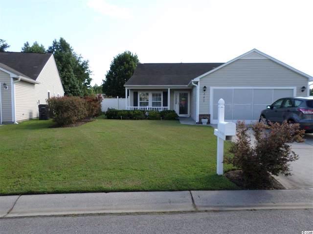 247 Belle Grove Dr., Myrtle Beach, SC 29579 (MLS #1922481) :: Berkshire Hathaway HomeServices Myrtle Beach Real Estate