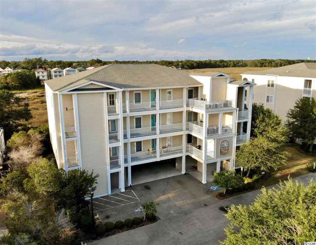 407 24th Ave. N #303, North Myrtle Beach, SC 29582 (MLS #1922485) :: The Litchfield Company