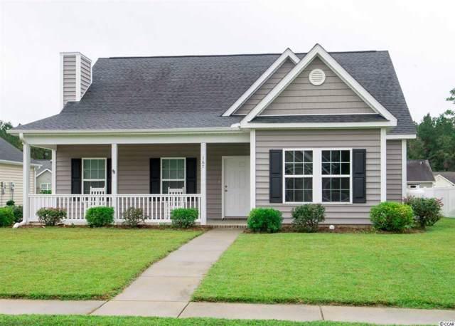 167 Southbury Dr., Myrtle Beach, SC 29588 (MLS #1922495) :: Berkshire Hathaway HomeServices Myrtle Beach Real Estate