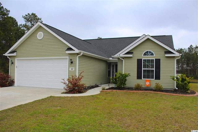 1001 Ballybrack Ct., Murrells Inlet, SC 29576 (MLS #1922500) :: The Greg Sisson Team with RE/MAX First Choice