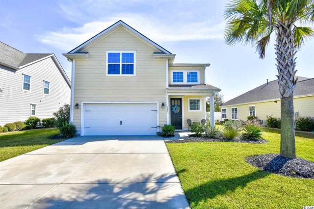 303 Coral Beach Circle, Myrtle Beach, SC 29575 (MLS #1922530) :: Hawkeye Realty