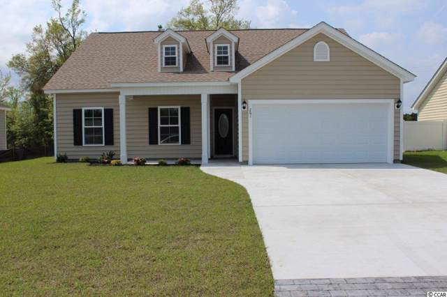 230 Copperwood Loop, Conway, SC 29526 (MLS #1922534) :: The Litchfield Company