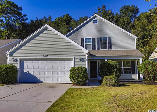 4328 Red Rooster Ln., Myrtle Beach, SC 29579 (MLS #1922554) :: Hawkeye Realty