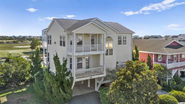 144 Lions Paw St., Holden Beach, NC 28462 (MLS #1922555) :: Garden City Realty, Inc.