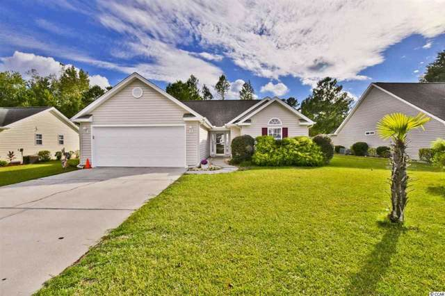 927 Don Donald Ct., Myrtle Beach, SC 29588 (MLS #1922560) :: The Greg Sisson Team with RE/MAX First Choice