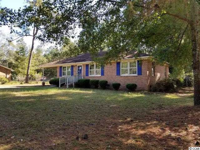 24 Sherwood Dr., Kingstree, SC 29556 (MLS #1922562) :: Sloan Realty Group