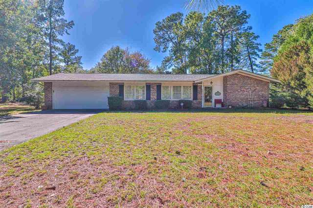 123 Clemson Rd., Conway, SC 29526 (MLS #1922567) :: Right Find Homes