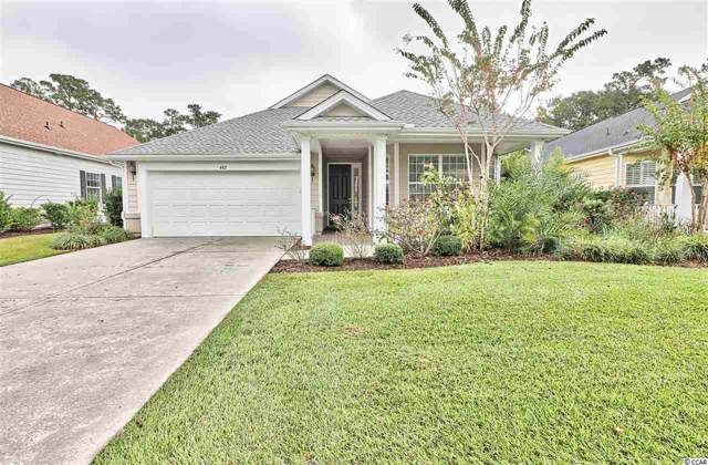 462 Grand Cypress Way, Murrells Inlet, SC 29576 (MLS #1922580) :: The Litchfield Company