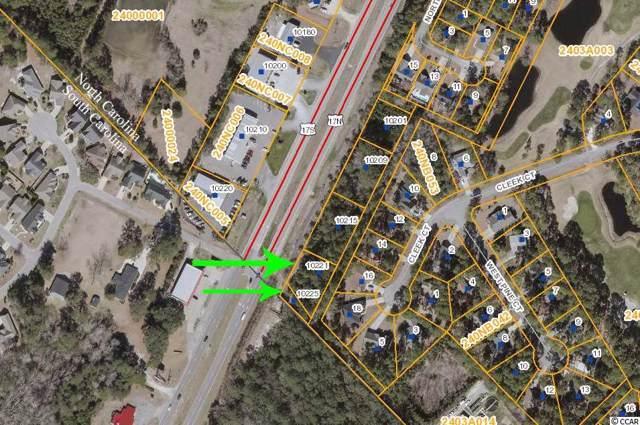 10221 Ocean Hwy., Carolina Shores, NC 28467 (MLS #1922611) :: Garden City Realty, Inc.