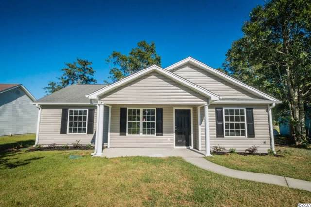 202 Kestrel Ct., Myrtle Beach, SC 29588 (MLS #1922617) :: Right Find Homes